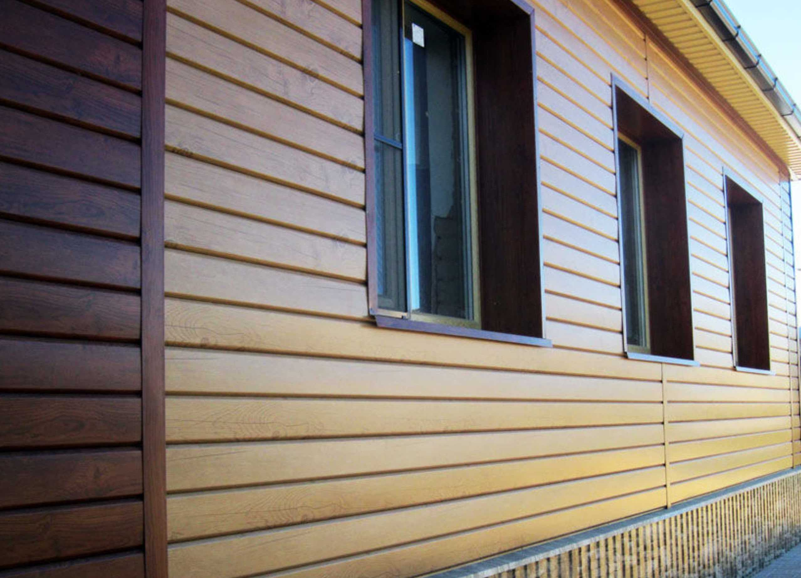 Современные фасады домов из штукатурки